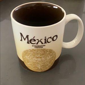 Starbucks been there collection mug
